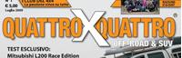 Quattro X Quattro Magazine